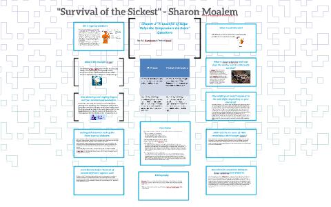 survival of the sickest chapter summaries