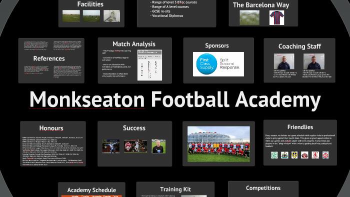Football Academy Presentation 2012 by Lee Picton on Prezi