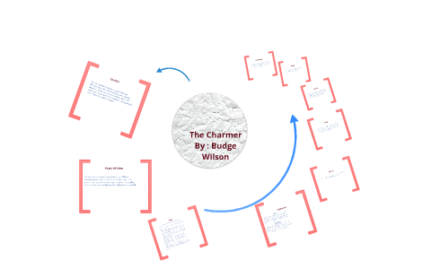 the charmer budge wilson
