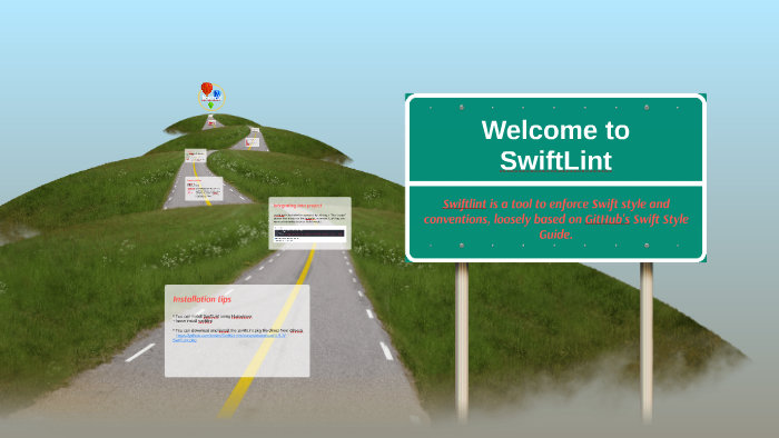 SwiftLint by Petros Davtyan on Prezi