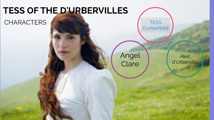 characters of tess of the d urbervilles