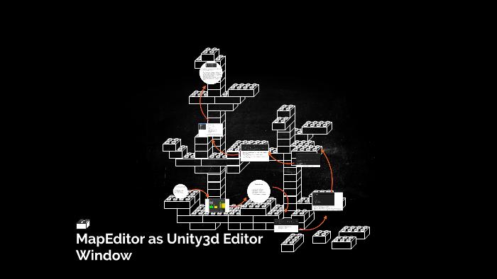 MapEditor using XML and Unity Editor Scripting by Bastian