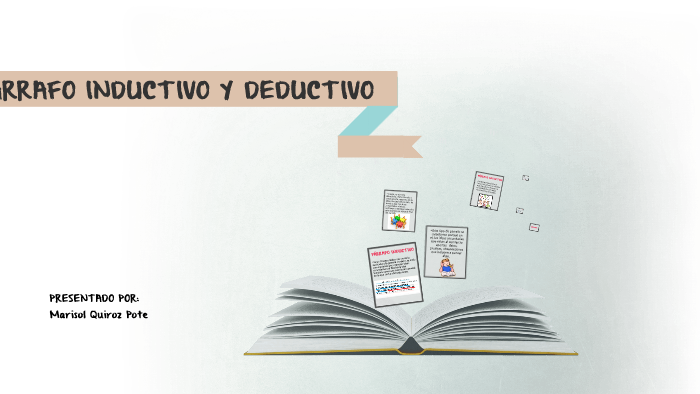 Párrafo Inductivo Y Deductivo By Marisol Quiroz On Prezi