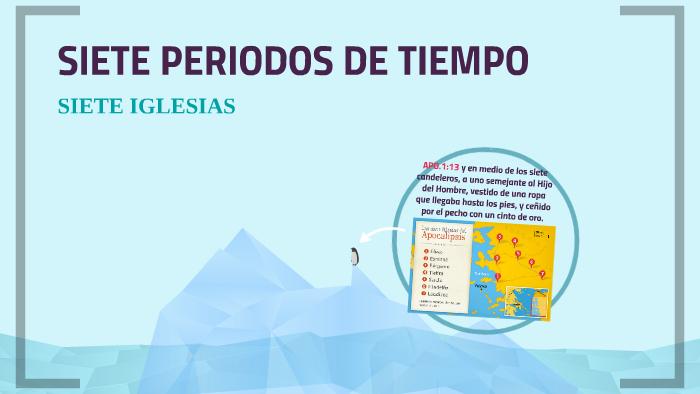 SIETE PERIODOS DE TIEMPO by Rodolfo RG on Prezi