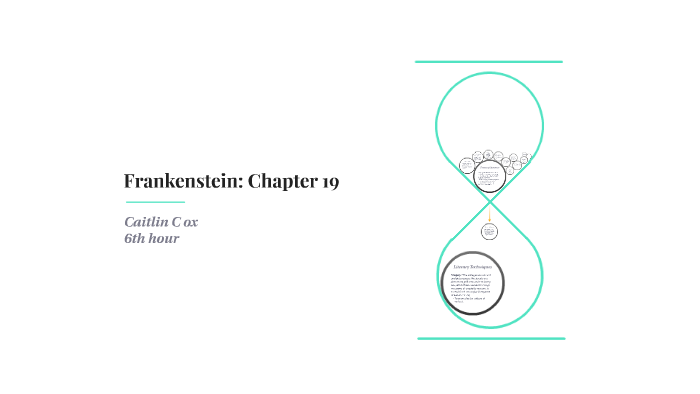 Frankenstein Chapter 19 By Caitlin Cox On Prezi