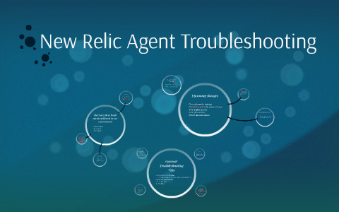 NewRelic Agent Troubleshooting by James Stallings on Prezi