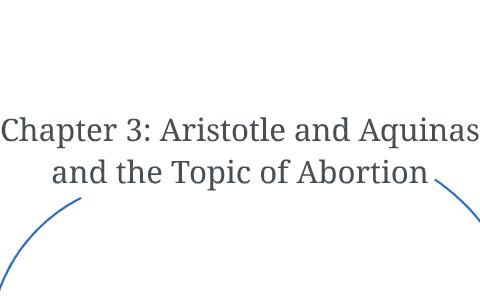 aristotle on abortion