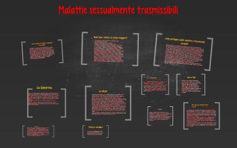 malattie parassitarie attraverso il contatto sessuale