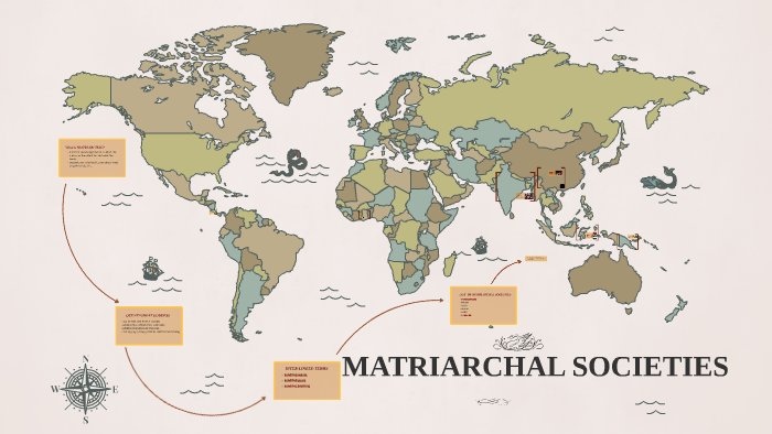 MATRIARCHAL SOCIETIES by Sema Çağlar on Prezi