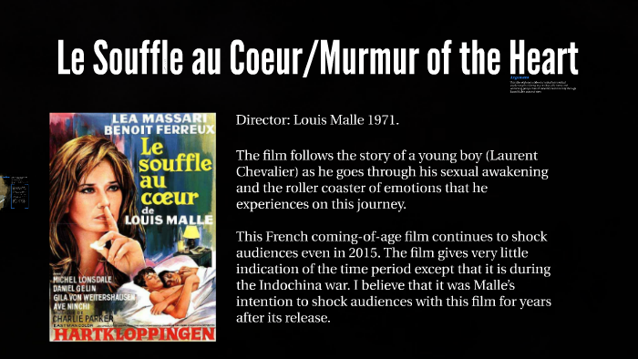 le souffle au coeur full movie 1971 download