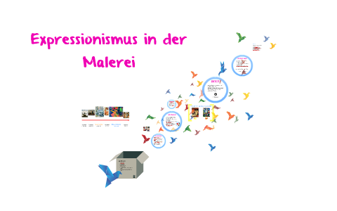 Expressionismus In Der Malerei By Nomiko B On Prezi