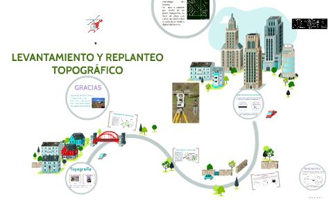 Levantamiento Y Reeplanteo Topográfico By Gaby Campos Flores