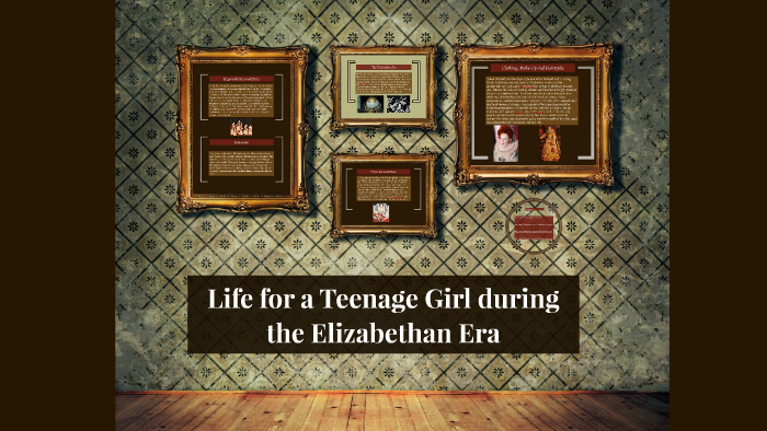 what was life like during the elizabethan era