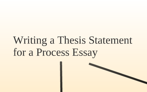 thesis statements by shawna buhler on prezi