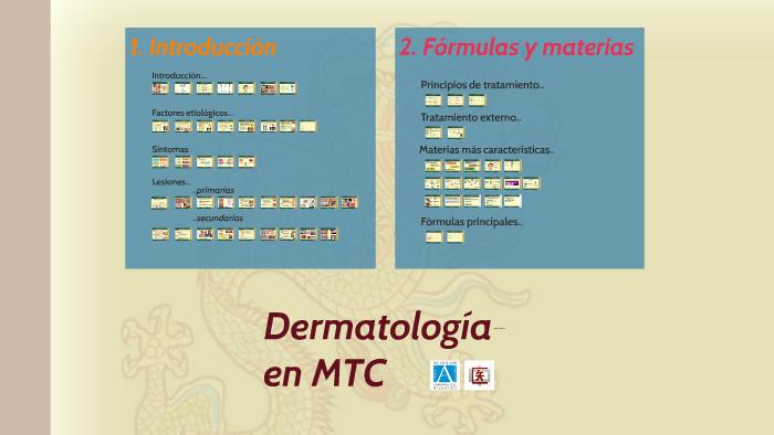 Dermatología en Medicina Tradicional China by David López
