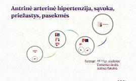 išplito hipertenzija)