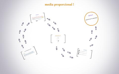 media proporcional ! by mco padilla on Prezi