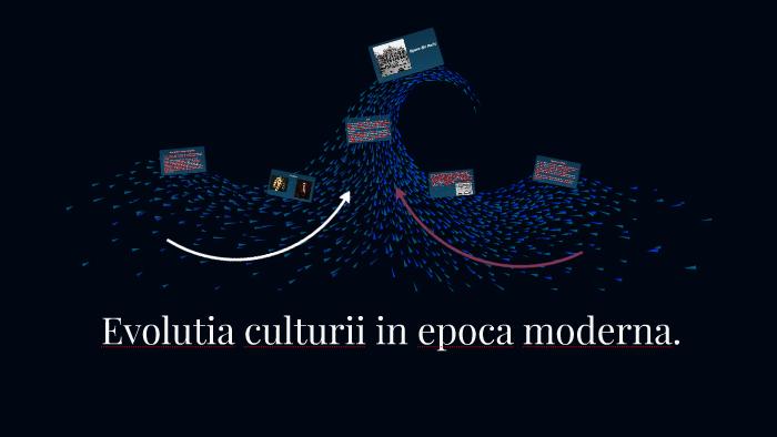 Civilizatia si cultura in epoca moderna
