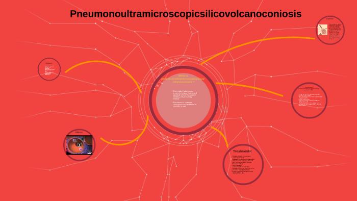 pneumonoultramicroscopicsilicovolcanoconiosis treatment