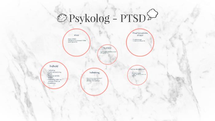 Diagram Of Ptsd