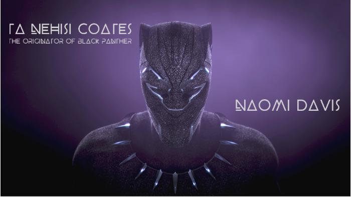 Ta-Nehisi Coates by Naomi Davis on Prezi Next
