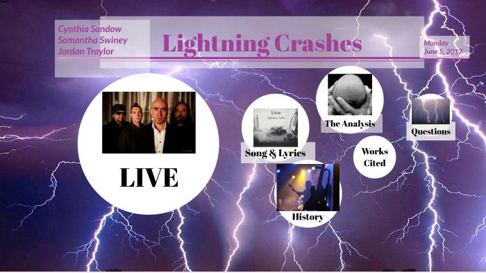 Lightning Crashes By Live By Lori Miller On Prezi Next