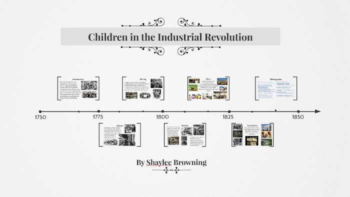 Children In The Industrial Revolution By Shaylee Browning On Prezi
