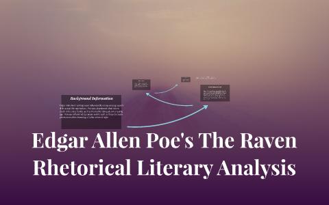 edgar allan poe writing style analysis