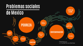 Problemas Sociales De Mexico By Lourdes Carcamo Martinez