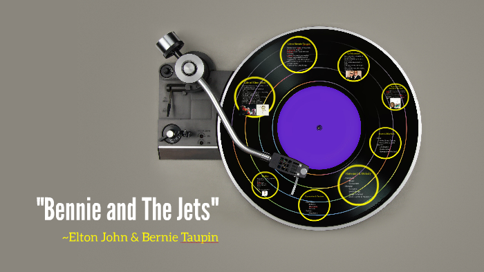 who wrote bennie and the jets