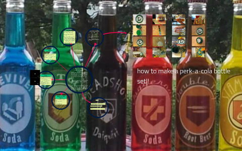 graphic regarding Printable Perk a Cola Labels named how towards create a perk-a-cola bottle fastened!! by means of upon Prezi