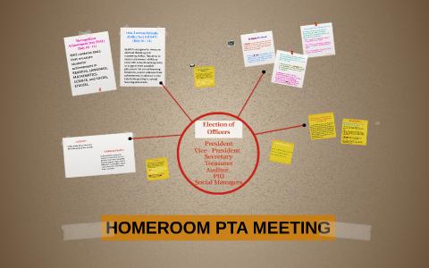 HOMEROOM PTA MEETING by Jayson Von Lumayag on Prezi