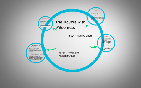 cronon the trouble with wilderness summary