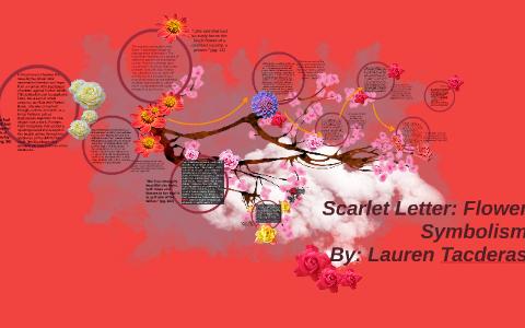 Scarlet Letter Flower Symbolism By Lauren Tacderas On Prezi
