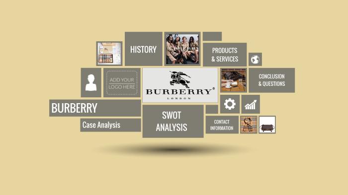burberry case analysis