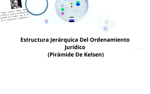 Estrutura Jerarquica Del Ordenamiento Juridico Piramide De