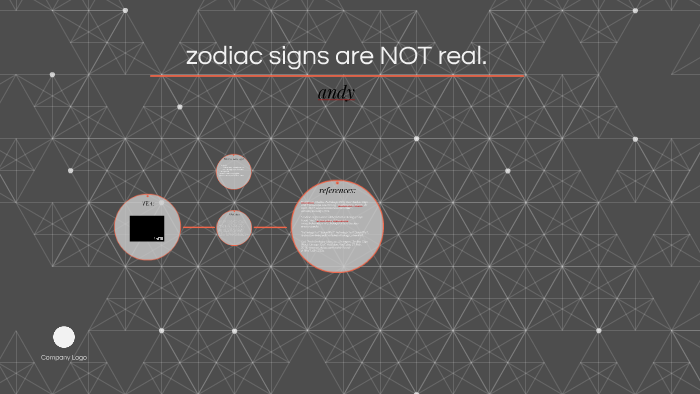 Why zodiac signs are not real  by andy arias on Prezi