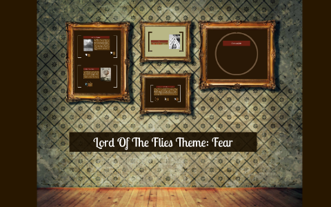 Lord Of The Flies Theme Fear By Fabia Alissia On Prezi