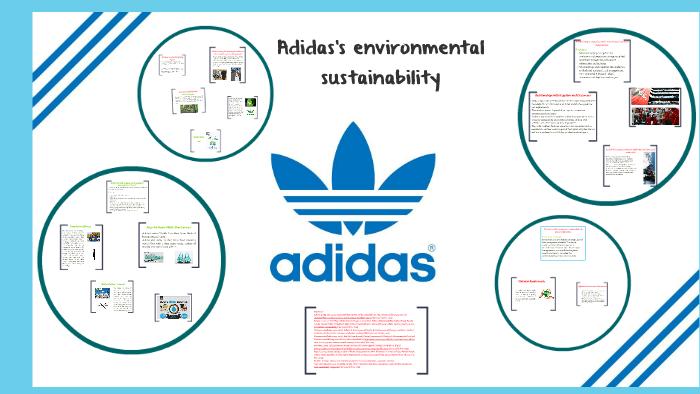 Adidas's environmental sustainability by Aruzhan Mede on Prezi