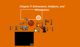 Chapter 7 Environment Artifacts And Chronemics By Ashley Teague It is one of several subcategories of the study of nonverbal communication. prezi
