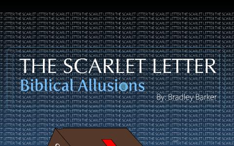 divine maternity allusion scarlet letter