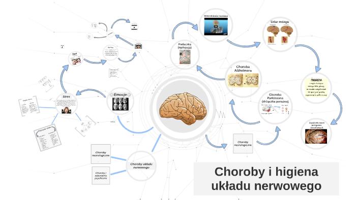 Choroby i higiena układu nerwowego by Katarzyna Horbacz