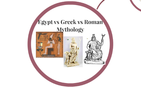 egypt and greece similarities