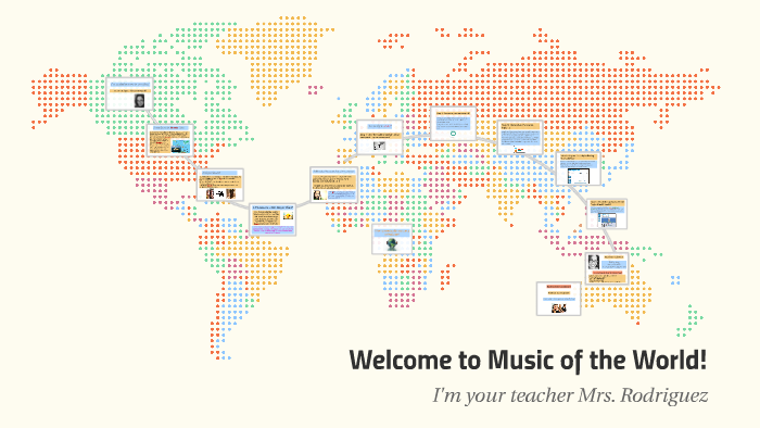 music of the world flvs