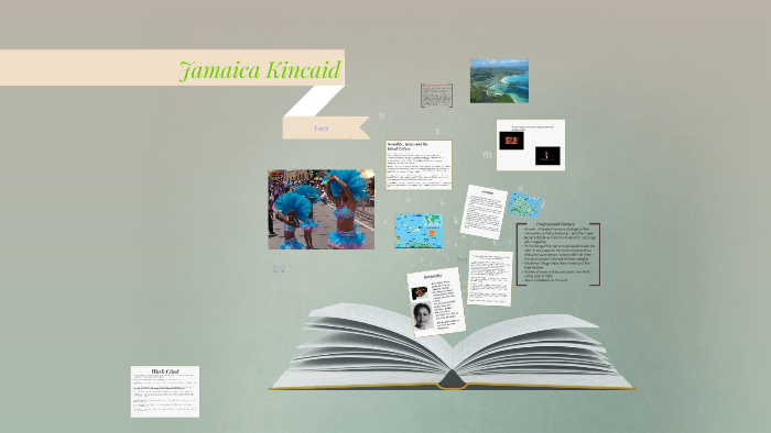 jamaica kincaid in the night analysis