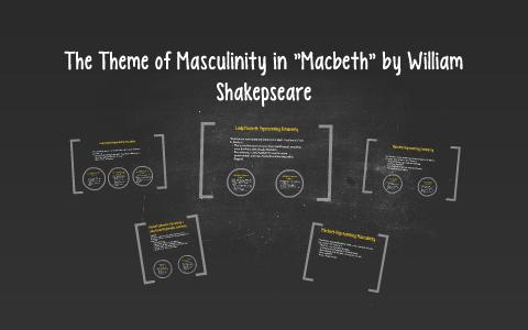 Masculinity in