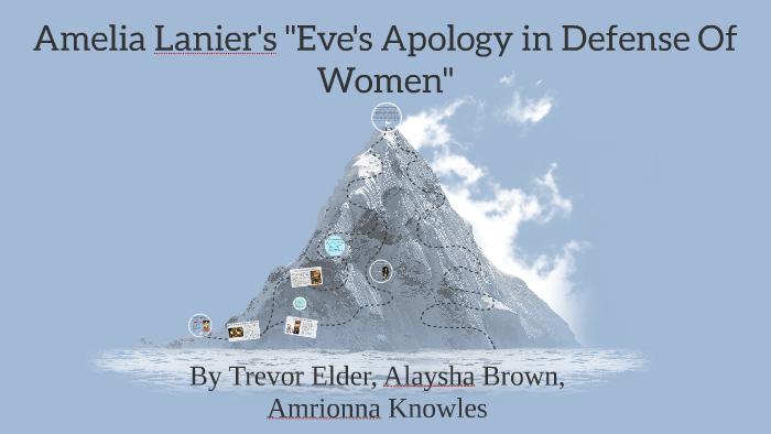 Eve's Apology In Defense Of Women by Trevor Elder on Prezi