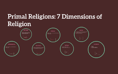 what is primal religion
