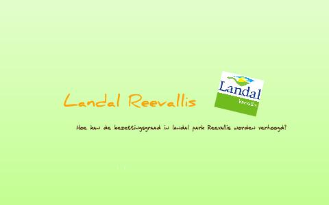 Landal Greenparks By Charlotte De Grood On Prezi