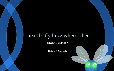 dying emily dickinson analysis